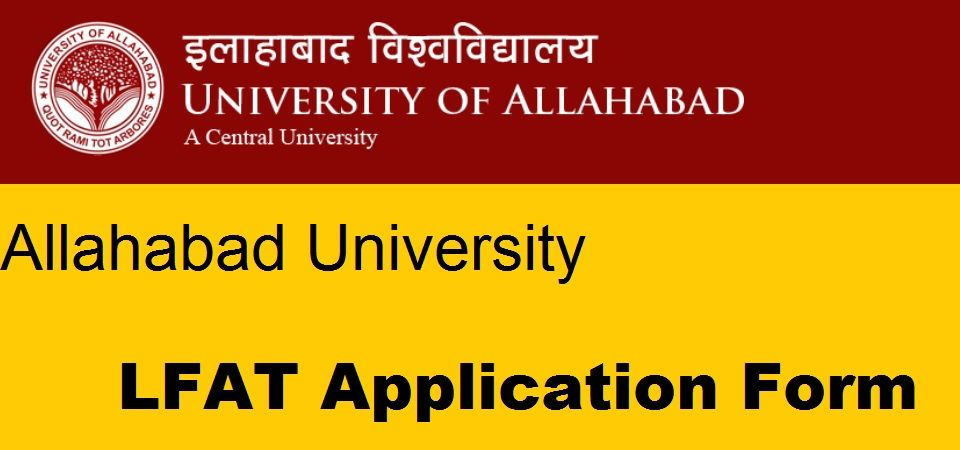LFAT Application Form