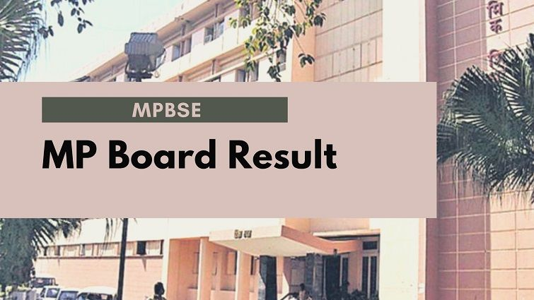 MP Board Result