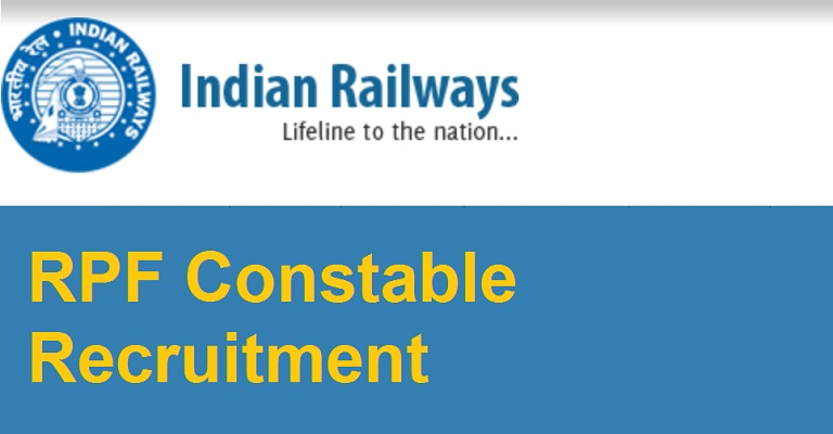 RPF Constable Recruitment