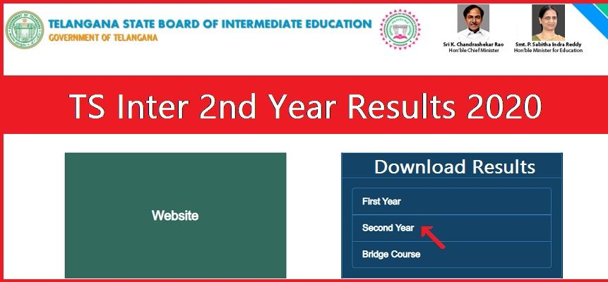 TS Inter 2nd Year Results
