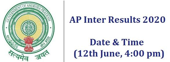 AP Inter Results 2020 Date bie.ap.gov.in