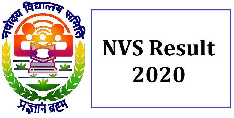 NVS Class 6 & 9Result 2020