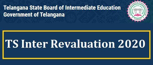 TS Inter Revaluation 2020