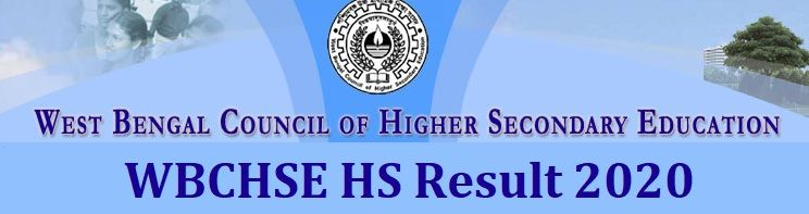 WBCHSE HS Result 2020