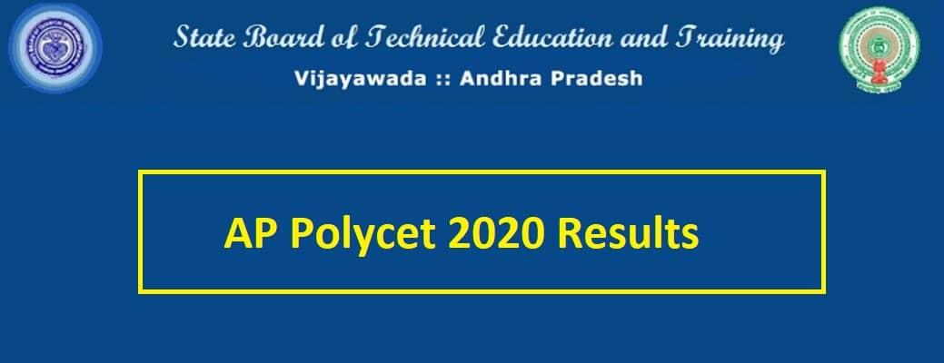 AP Polycet 2020 Results