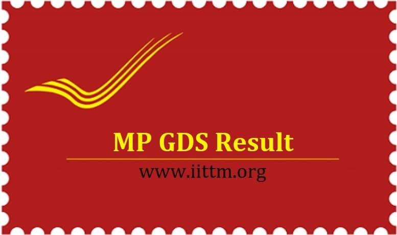 MP GDS Result