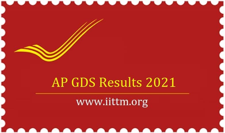 AP GDS Results 2021