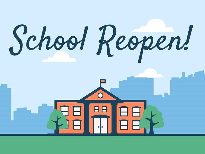 School reopen in India 2021