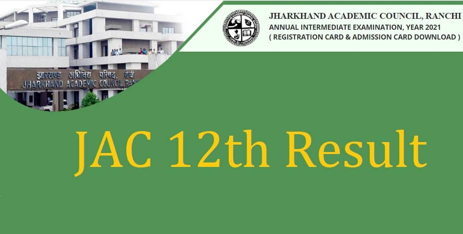 JAC 12th Result Arts, Science, Commerce