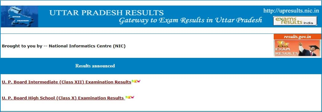 UP Board Result 2021 Class 10 Class 12
