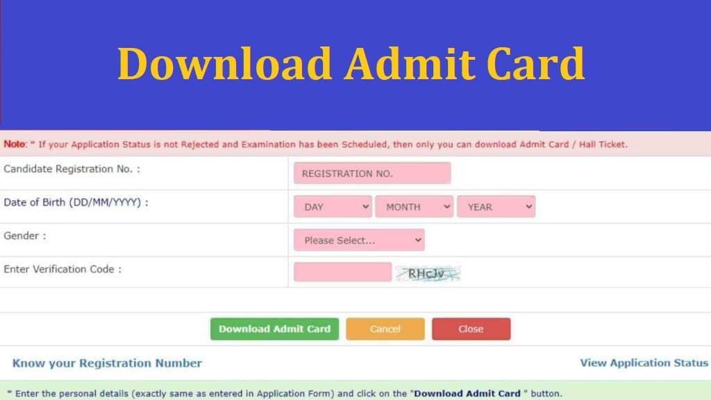 UP TGT Admit Card UP PGT Admit Card pariksha.up.nic.in