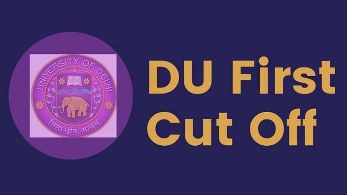 DU First Cut off