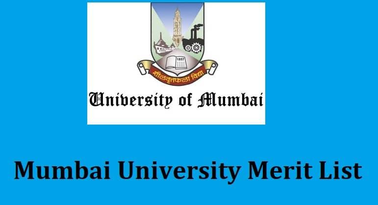 Mumbai University Merit List