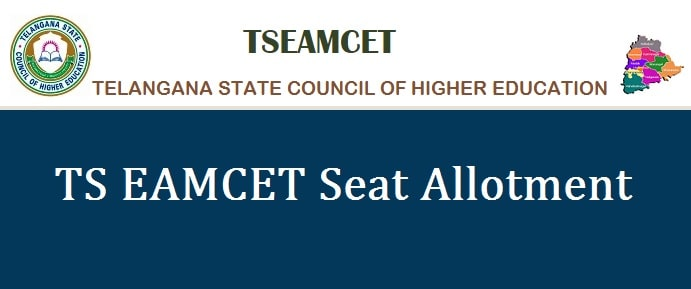 TS EAMCET Seat Allotment